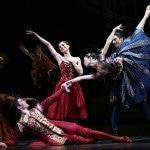 Вечер балетов Ратманского открывал балетный сезон в Ла Скала. Фото - Brescia/Amisano