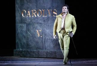 Дон Карлос — Андреа Каре. Фото Дамира Юсупова/Большой театр.