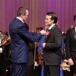 Глава Чувашии Михаил Игнатьев присудил Ивану Снигиреву звание Заслуженного артиста Чувашской Республики