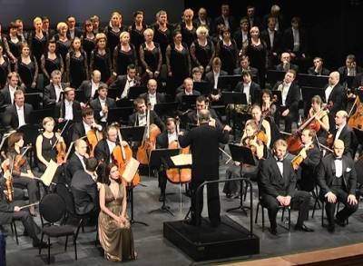 Солисты и симфонический оркестр Мариинки, хор Самарского академического театра оперы и балета