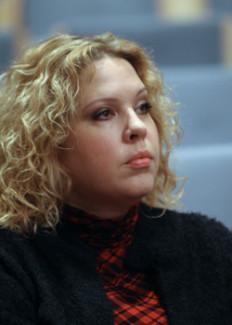 Елена Манистина. Фото - Владимир Федоренко