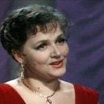 Оперная певица Галина Писаренко отмечает юбилей