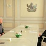 Дмитрий Хворостовский и Алексей Гордеев