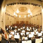 Уральский филармонический оркестр с успехом выступил в Мариинском театре