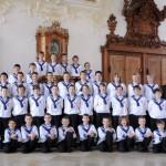 Хор мальчиков монастыря Святого Флориана