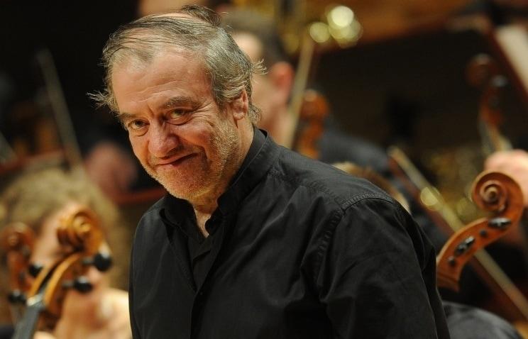 Валерий Гергиев. Фото - Руслан Шамуков / ИТАР-ТАСС