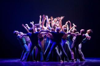 Путин посетил балет Эйфмана, посвященный 70-летию освобождения Ленинграда от блокады. Фото - Евгений Матвеев