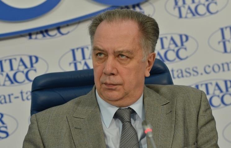 Ректор Московской консерватории Александр Соколов. Фото - Юрий Машков / ИТАР-ТАСС