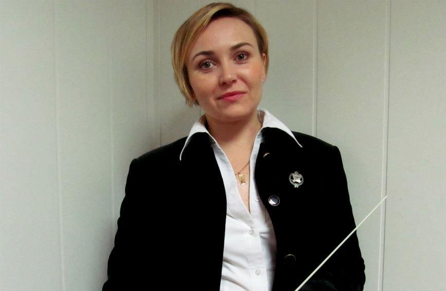 Нина Якимова. Фото - Элла Давыдова