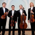 Квартет имени Ойстраха даст концерт в Петропавловске