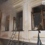 В Харькове бездомные устроили пожар в доме, где жил Рахманинов
