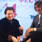 Фазиль Сай и Юрий Башмет
