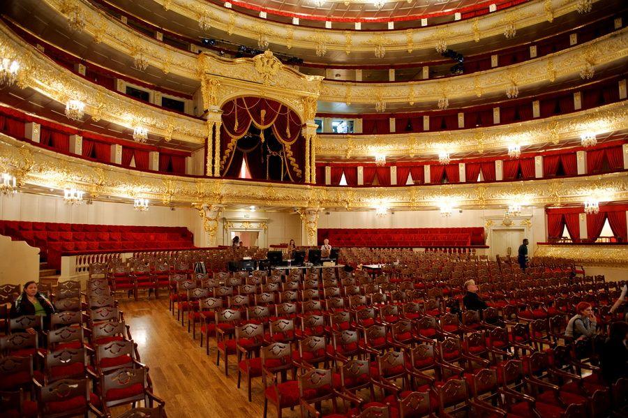 «Великолепие Большого театра» фотоальбом пользователя