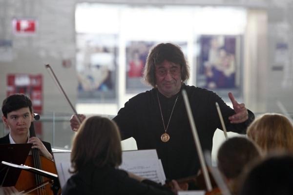 Юрий Башмет. Фото - Владимир Аносов