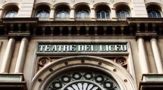 """Театр """"Лисеу"""""""