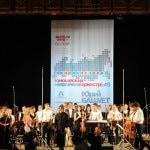 Всероссийский юношеский симфонический оркестр. Фото - Светлана Мальцева