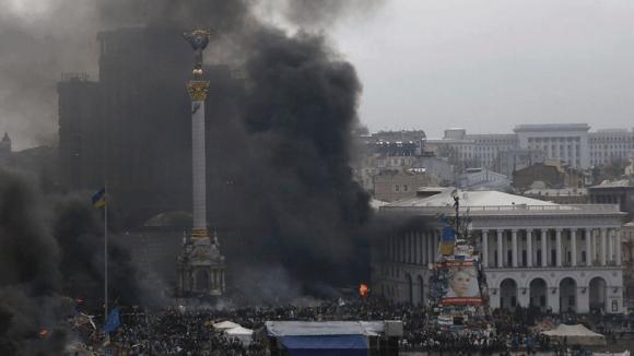 Киевская консерватория. Фото: REUTERS/ Василий Федосенко