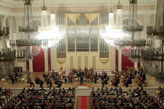 Государственный Симфонический оркестр Санкт-Петербурга