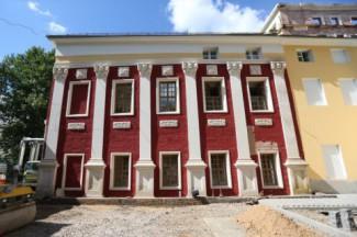 В легендарной Гнесинке завершена реконструкция трёх корпусов