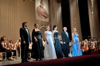 Открыт прием заявок на Конкурс конкурсов вокалистов Собиновского музыкального фестиваля