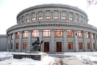 Национальный академический театр оперы и балета им. Спендиарова