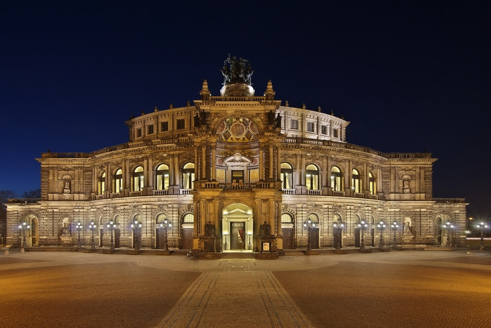 Саксонская государственная опера