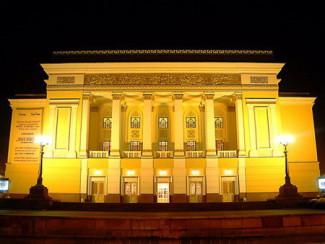 Государственный академический театр оперы и балета им. Абая