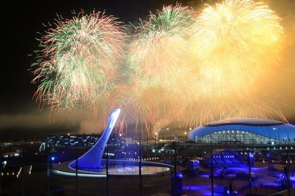 В Сочи завершились ХХII Олимпийские зимние игры