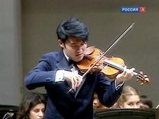 Рэй Чен выступил в Концертном зале имени Чайковского