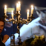 В Аптекарском огороде отметили день рождения Большого театра. Фото: ИЗВЕСТИЯ /Владимир Суворов
