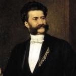 14 марта 1804 года — родился создатель венского вальса Иоганн Штраус