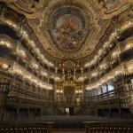 Зрительный зал Маркграфского оперного театра