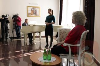 Мастер-класс Елены Образцовой