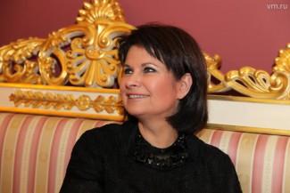 Ольга Ростропович. Фото: Александр Гайдук