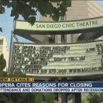 Закрывается Опера Сан-Диего