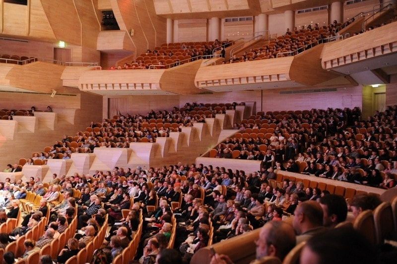 фото зала новая опера