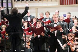 В Екатеринбурге завершился четвертый фестиваль Bach-Fes