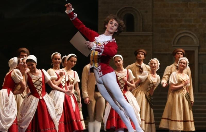 """Балет """"Марко Спада"""" Большого театра покажут в режиме онлайн"""