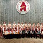 Артисты Омского русского народного хора выступят на фестивале в Венеции
