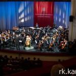 Концерт В. Гергиева в Карелии
