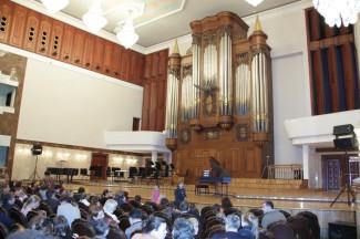 I Всероссийский молодежный фестиваль классической музыки «Музыка вокруг нас»