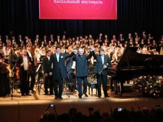 Мариинка дала концерт в Приморье