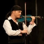 В Доме музыки выступит чешский скрипач Павел Шпорцл
