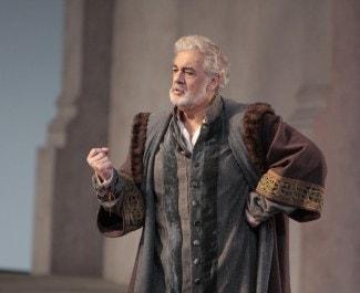 """Пласидо Доминго в опере """"Симон Бокканегра"""". Фото: Robert Millard"""