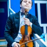Столичный скрипач сорвал овации на концерте в Тамбове