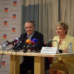Валерий Гергиев и Марина Ковтун