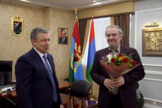 Александр Худилайнен и Валерий Гергиев