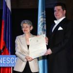 Денис Мацуев стал Послом доброй воли ЮНЕСКО