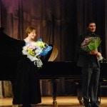 В Петербурге с успехом прошёл концерт Л. Берлинской и А. Анселя