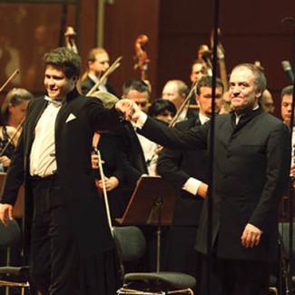 Денис Мацуев и Валерий Гергиев